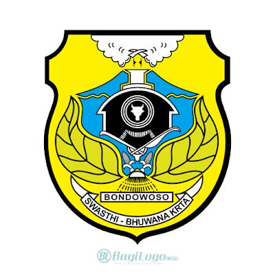 Kabupaten Bondowoso Logo Vector