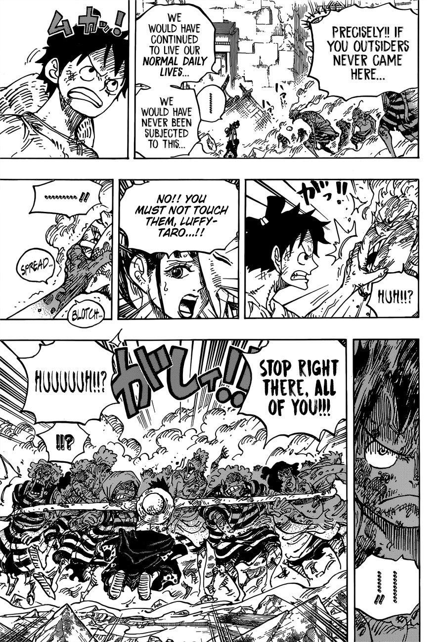 One Piece Manga Chapter 949 - Image 010