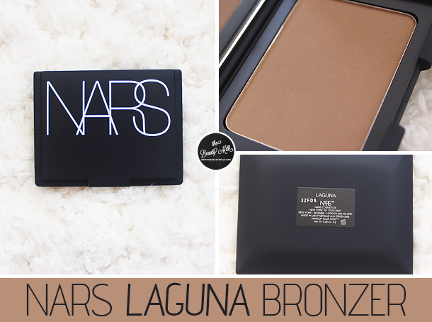 Review: NARS Laguna Bronzer | The Beauty Milk