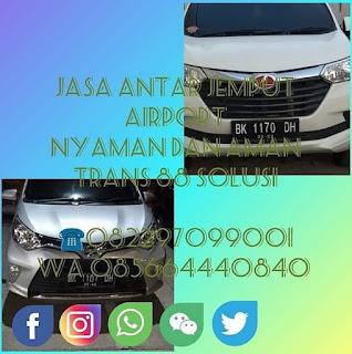 Travel Medan BukitTinggi