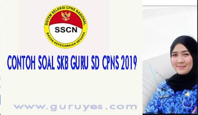 Contoh Soal Skb Guru Sd 2019 adalah postingan yang tentu akan saya bagikan pada anda hari ini, dan contoh soal SKB Guru SD 2019 sangat berguna bagi anda yang ikut CPNS 2019 pada jabatan atau formasi Guru SD.