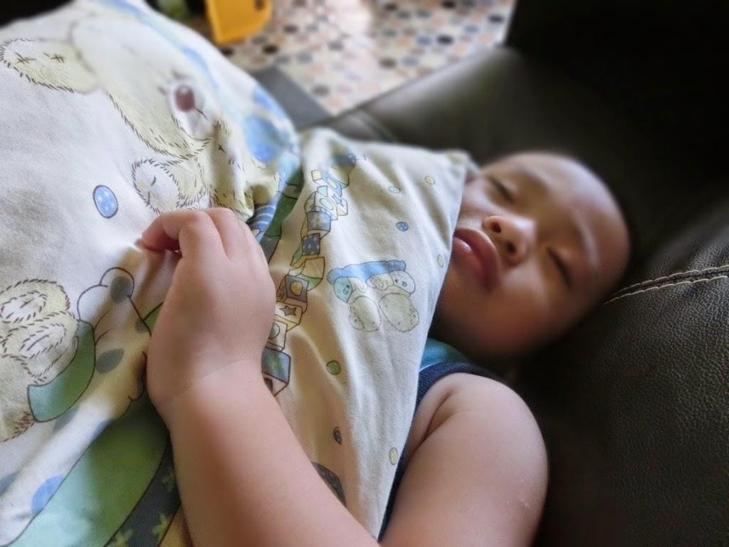 6 tips tidurkan anak dengan mudah