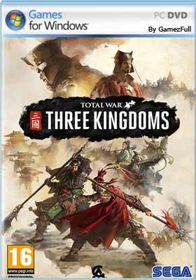 Total War Three Kingdoms PC [Full] Español [MEGA]