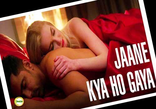 Jaane Kya Ho Gaya-Lyrics   Music Video Poster