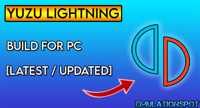 Download Yuzu Lightning Build for Pokemon Sword and Shield | EmulationSpot