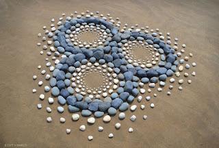 فن ترتيب الاحجار