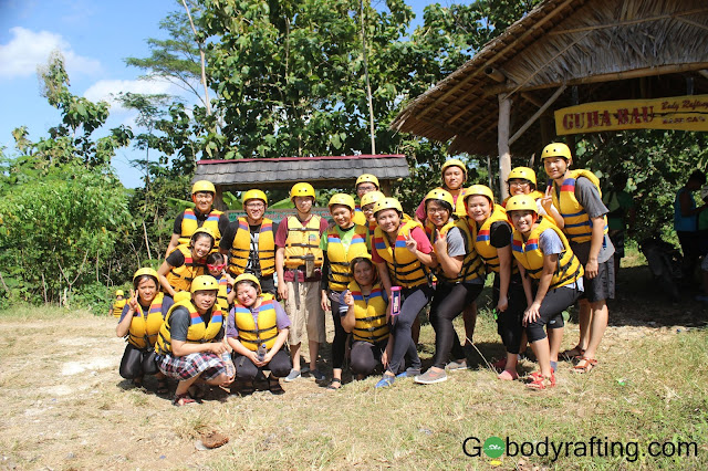 base cam body rafting green canyon
