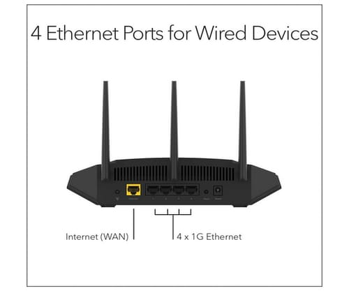 NETGEAR WAX204 Wireless Desktop Access Point