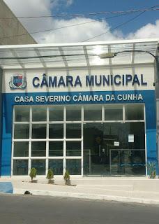 Câmara de  Cacimba de Dentro retoma  os trabalhos legislativos na próxima sexta-feira (5).