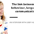 The link between bad behaviour, language and communication.