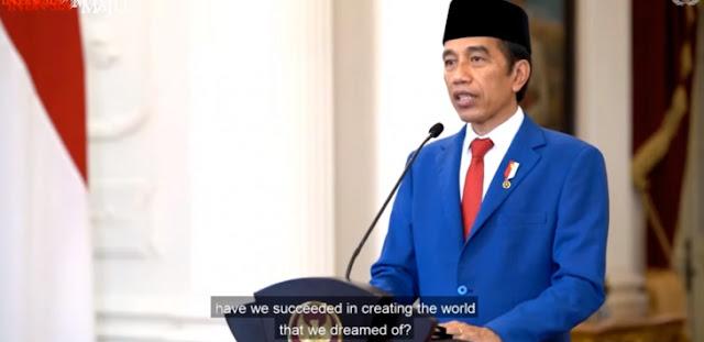 Jokowi Soroti Peran PBB dalam Perdamaian Dunia: Apakah Dunia yang Kita Impikan Itu Sudah Tercapai?