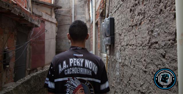 Jardim Peri Alto em cena estreia no 30º Festival Internacional de curtas de São Paulo