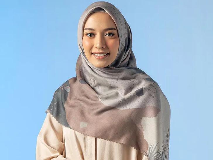 Jual Iskanti Rium Scarf Jilbab Segiempat Wanita - Kelayang Mataram Lombok