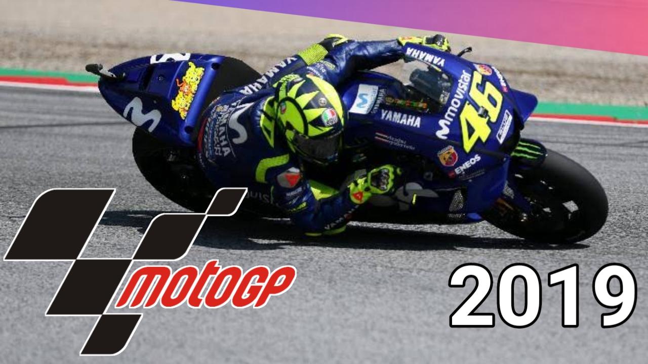 Jadwal Race Moto GP 2019