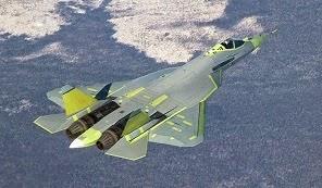 Russia inicia construção de caça de 6ª Geração