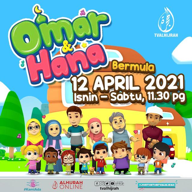 Animasi Omar dan Hana