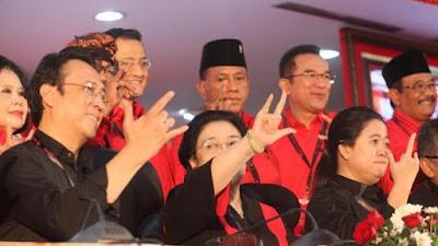 PDIP Ungkap Perintah Mega: Prananda di Hulu, Puan di Hilir
