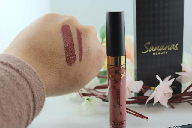 Sananas Beauty/Test & première impression