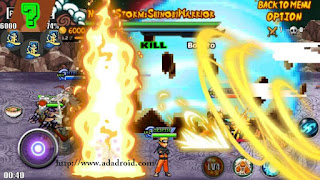 Download Naruto Storm: Shinobi Warrior by Cavin Jr