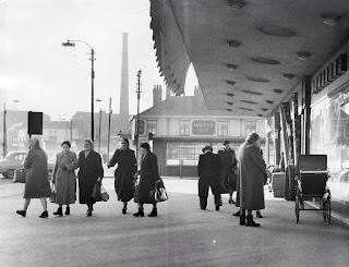 Flag Inn Great Moor Street Bolton 1962