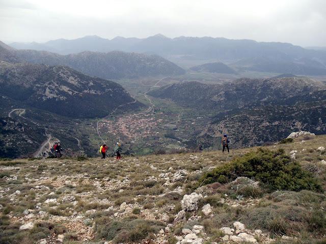 Στο βουνό που συναντώνται οι Νομοί Αργολίδας, Αρκαδίας και Κορινθίας εξορμούν ορειβάτες από την Καλαμάτα