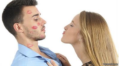 ¿Por qué los humanos expresan afecto con besos?