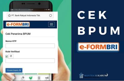Cukup Siapkan KTP, Cek Sekarang Daftar Penerima BLT UMKM Rp 2,4 Juta di Bank BRI dengan eform.bri.co.id/bpum