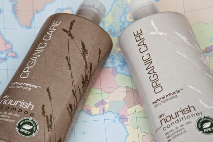 Organic Care Eco Friendly Shampoo & Conditioner   Cate Renée