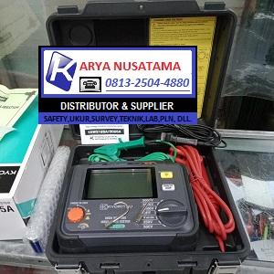 Jual Kyoritsu 3125a Insulation Tester di Gresik