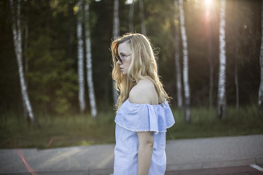Czas wyciągnąć letnie sukienki