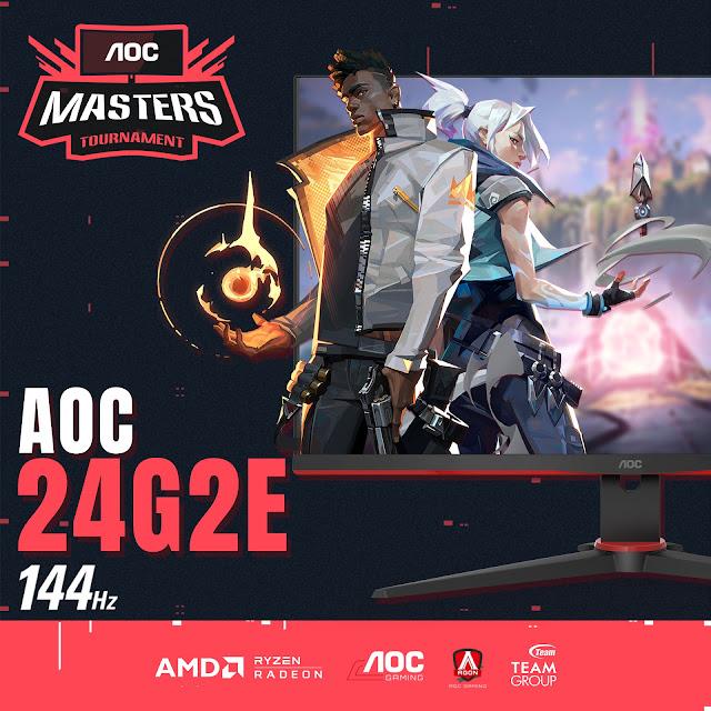 AOC Masters Tournament