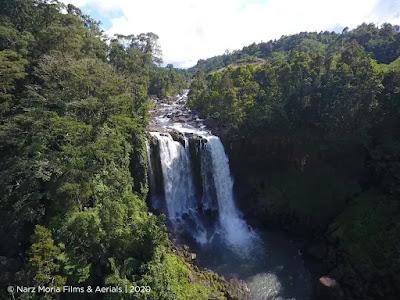 limunsudan waterfall