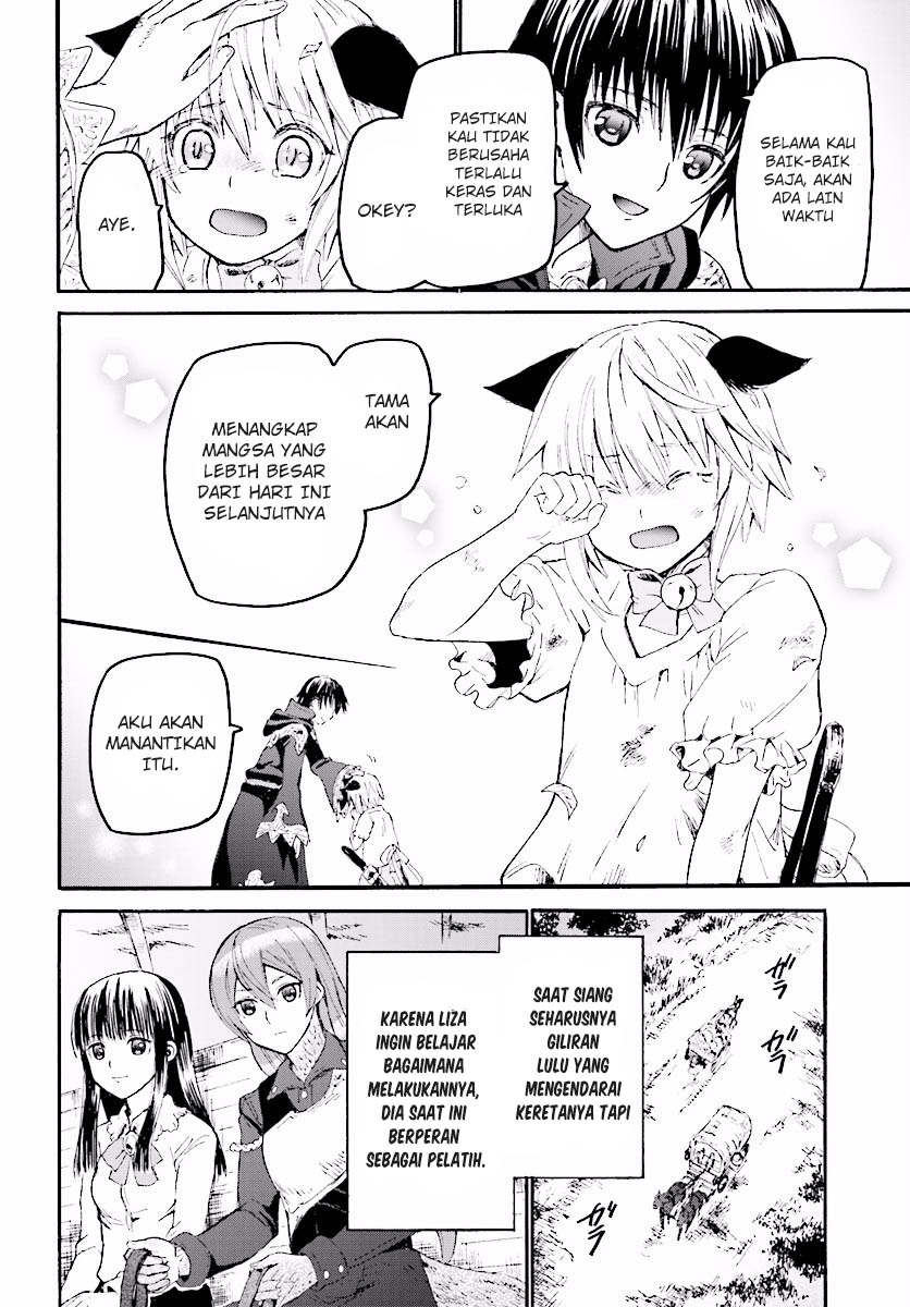 Komik Death March Chapter 29 Bahasa Indonesia