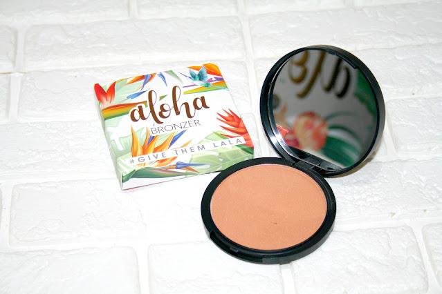 Aloha with Glossybox