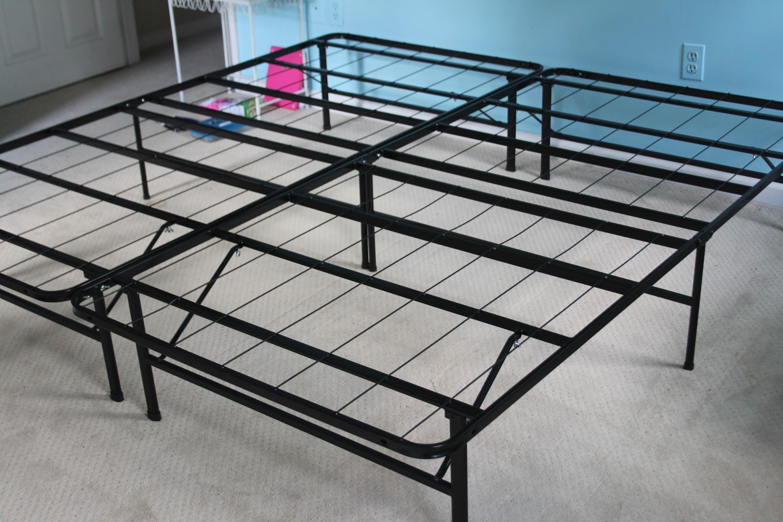 Metal Platform For King Size Mattress