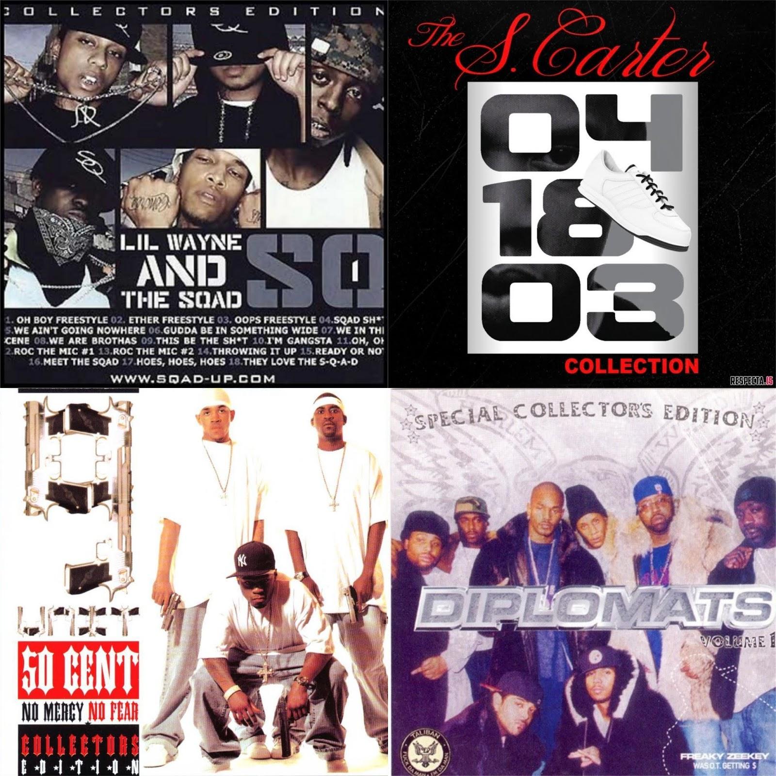 DAR Hip Hop: 7 Classic Mixtapes From 2002 & 2003