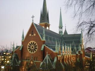 gotemburgo suecia iglesia
