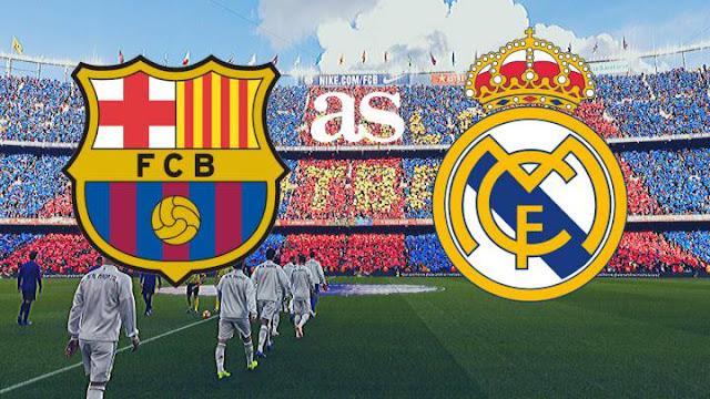 ريال مدريد وبرشلونة كورة اون لاين