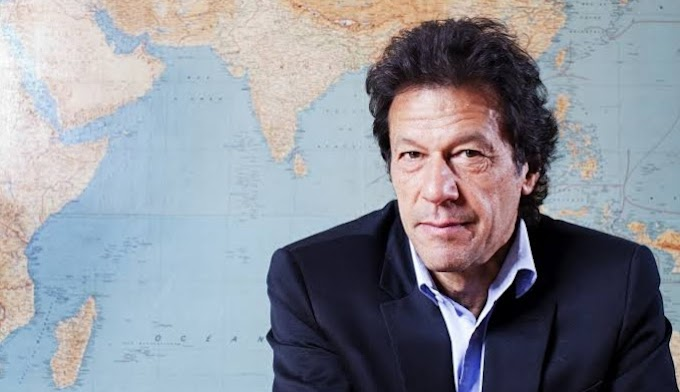 Imran Khan biography