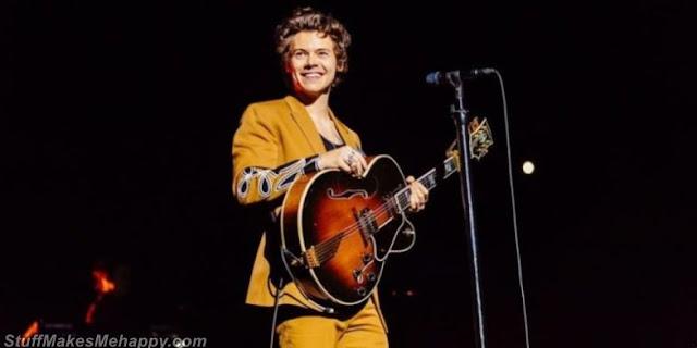 9. Sexiest Chart Winner - Harry Styles