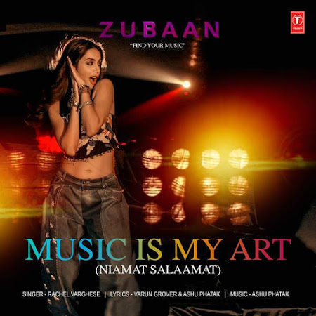Music is My Art - Zubaan (2016)