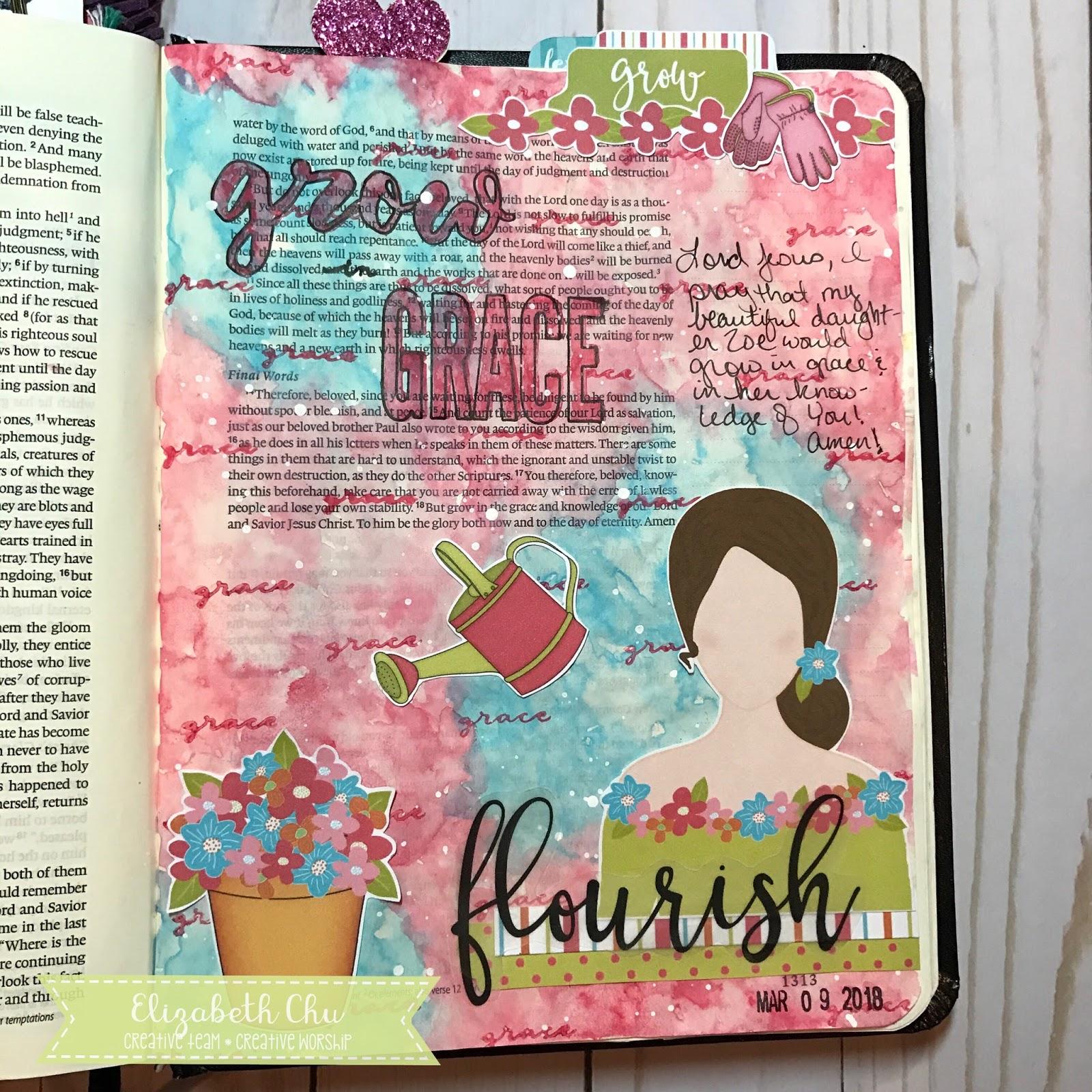 Creative Worship: Pray The Word