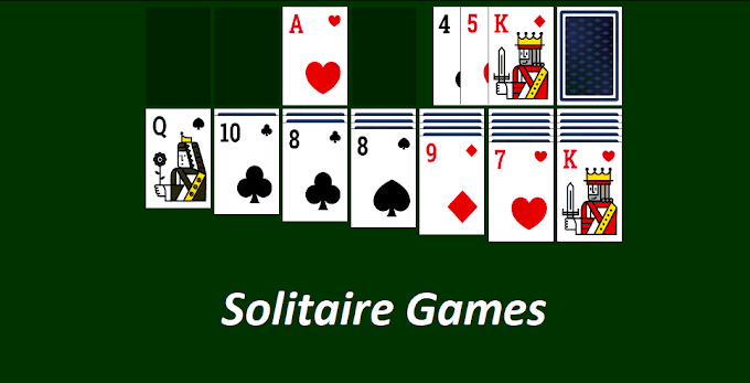 Five Classic Online Solitaire Games to Play