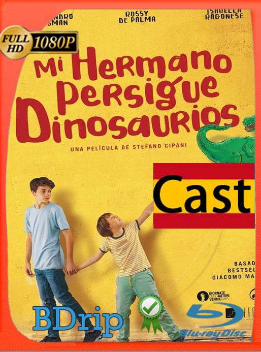 Mi hermano persigue dinosaurios (2019) 1080p BDRip Castellano [Google Drive] Tomyly