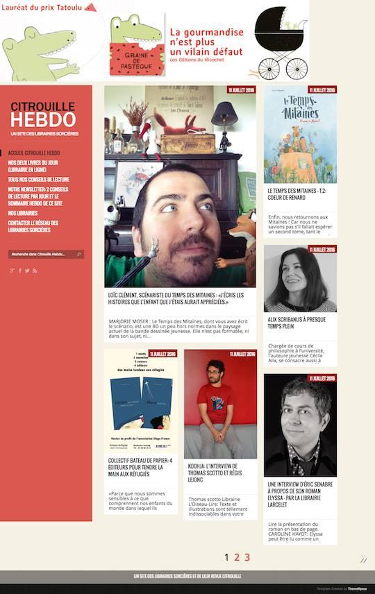 http://librairies-sorcieres.blogspot.fr/2016/07/loic-clement-scenariste-du-temps-des.html