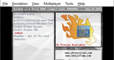 OpenBOR invites itself on 3DS