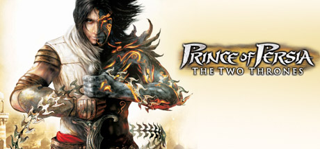 Prince of persia - The two thrones Portada