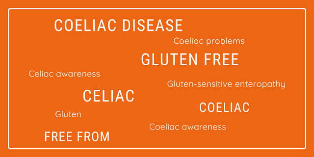 Coeliac disease and gluten free