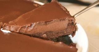 Cheesecake πραλίνας χωρίς ψήσιμο – Νόστιμο και αμαρτωλό!