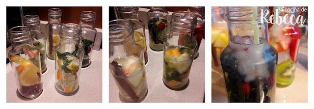 Receta de agua de frutas o agua saborizada 02